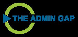 The Admin Gap logo